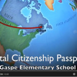 Digital Citizenship at Gaspe Elementary School: March 2015