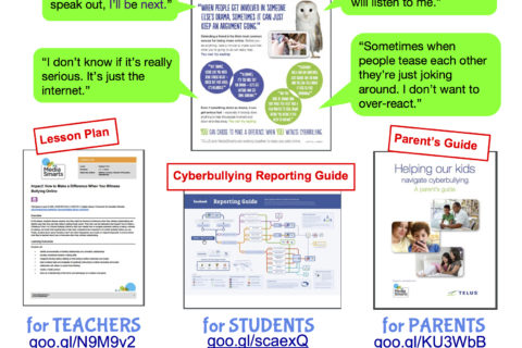 Digital Citizenship and Anti-Bullying in School