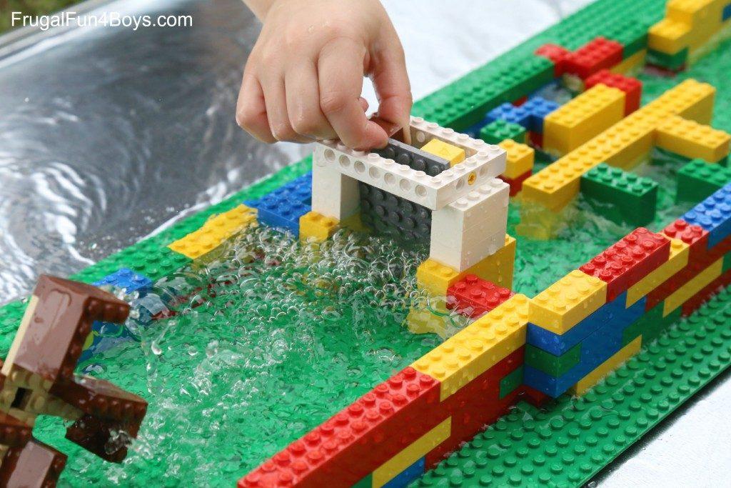 LEGO Water Dam