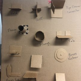 #CardboardConstruction Activity Page – June 2020