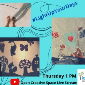 #LightUpOurDays Activity Page • June 2020